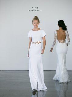 Rime Arodaky Fall 2017 Wedding Dresses
