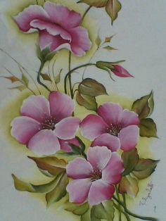 Resultado de imagen para pinturas em tecido