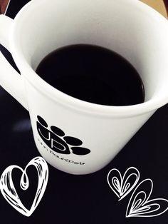 Mis grandes amores: café y perritos!