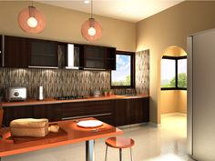 Girgit is the best Interior designer in Bangalore. They come up with the different interior design to your home.Just look the beautiful kitchen interior.If you want more best kitchen interior designs visit our website.
