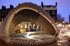 New Pavillion in Bedford Square, London » CONTEMPORIST