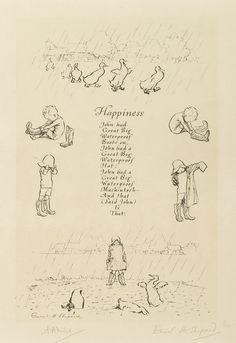 Milne, A. A. and E. H. Shepard | Lot | Sotheby's