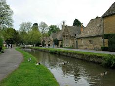 Lower Slaughter / Cotswolds