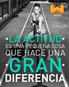 Actitud! la gran diferencia.!