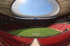 Sedes da Copa - Mané Garrincha -