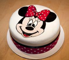 Minnie Mouse Cake — Children's Birthday Cakes