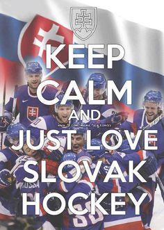 love slovak hockey!