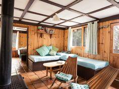 Riverside eco-retreat log cottages, a Mudgee Cabin | Stayz