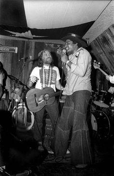 Willie Nelson & Charlie Pride - Austin, TX 1976