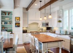 Kitchen :: WaterMark Homes | Portfolio of Custom Homes | Beaufort SC