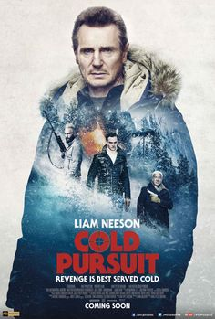 Trailers, TV spots, clips, featurettes, images and posters for the darkly comic thriller COLD PURSUIT starring Liam Neeson. Movies 2019, New Movies, Movies To Watch, Movies Online, Good Movies, Movies And Tv Shows, Popular Movies, Latest Movies, Liam Neeson