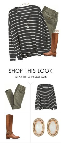 """""""Asdfghjkl"""" by mac-moses ❤ liked on Polyvore featuring American Eagle Outfitters, MANGO, Tory Burch and Kendra Scott"""