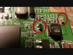 Samsung UN46D6000 - No picture / Sound OK problem - FIXED. BN95-00497B, BN41-01662A. - YouTube