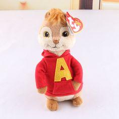 Alvin the chipmunk, now you can cuddle him! https://www.facebook.com/parainshop/