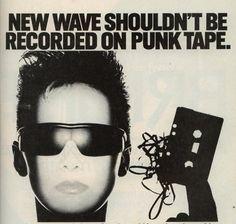 New Wave / Punk