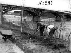 Kuvagalleria: Viime tiistaina avattiin Oulun uusin silta, Poikkimaantien silta. Kaleva vanhat kuvat näyttävät myös siltoja, joita ei ole enää Oulussa olemassakaan.