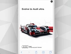 Celtra Releases New Video Ad Formats To Transform TV Ads For Mobile Viewing Audi's debut of short form vertical ad format said to outperformed all key metrics.