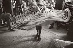 Inge Morath // Dancer, Feria in Sevilla, Spain // 1987