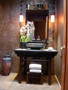 Study Bathroom   Asian   Bathroom   Other Metro   McKee Construction U0026  Remodeling LLC