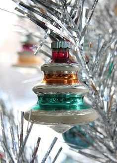 vintage christmas ornament
