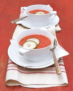 Blender Gazpacho Recipe