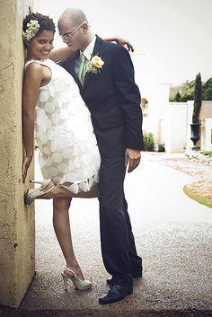 Real Wedding:  Nancy and Adam