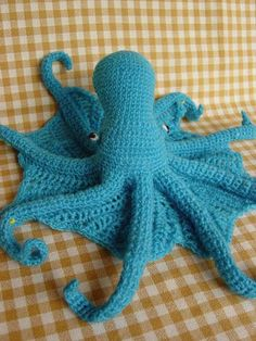 octopuses on ravelry
