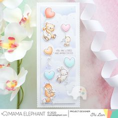 mama elephant | design blog: Up with Love with Thi