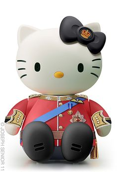 Royal Wedding Hello Kitty- Will
