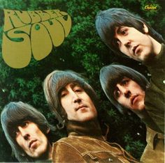 The Beatles:Rubber Soul:1965:Produced by George Martin