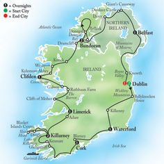 Tour of Ireland