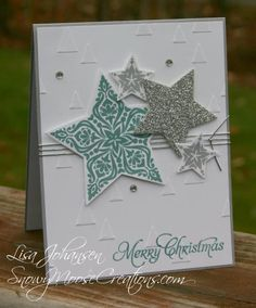 Bright And Beautiful... http://www.snowymoosecreations.com/2014/10/to-stars-with-tts.html