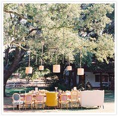 Romantic   Eclectic Ranch Wedding