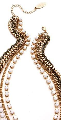 Adia Kibur Layered Necklace | SHOPBOP