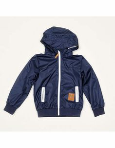 Dark blue summer jacket - Mini Rodini