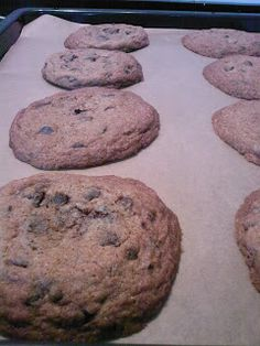 Soft 'n Chewy Chocolate Chip Cookies