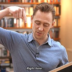 """insanely-smart: """" thehumming6ird: """" Out of Context Tom Pt.1 Bonus: """" Out of Context Tom is fave. """""""