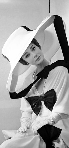 "Audrey Hepburn ~ Turned down a role in the film ""The Diary of Anne Frank"" because, as a young girl in the Netherlands during the war, she had witnessed Nazi soldiers publicly executing people in the streets and herding Jews onto railroad cars to be sent to the death camps. She said that participating in the film would bring back too many painful memories for her."