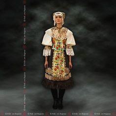 Jablonica, Slovakia Folk Costume, Costumes, Folk Embroidery, Cook Books, Folklore, German, Faces, Polish, Culture