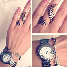 Love this ring! River island online shop, here I come!