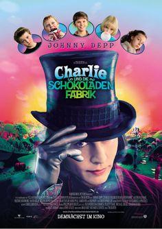 Poster zum Film: Charlie und die Schokoladenfabrik