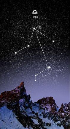 Libra constellation: