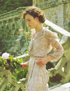 Again...Atonement, I loved the movie, the wardrobe, the actors, etc.