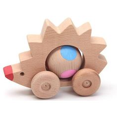 baby shower gift on cool mom picks: handmade hedgehog baby toy