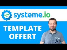 Template OFFERT - SYSTEM IO: Page de capture à 75% + Page de remerciement PRO Site Wordpress, Challenge, Le Web, Motivation, Content, Plans, Ambition, Pop Up, Business