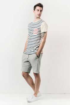 .Burkman Bros. for Barneys New York 2013 Spring/Summer Lookbook.