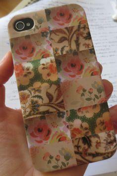 tazmin zara, floral pattern: Mr Nutcase Customisable Phone Cases #review #MrNutcase #blog