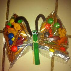 Easy cute school snack idea
