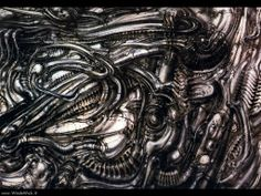 BY H.R. GIGER.........SOURCE BING IMAGES............