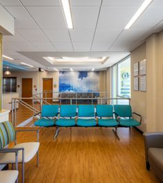 Learn how today's top hospital interior design trends can help you create a place that makes patients and their families feel at home.